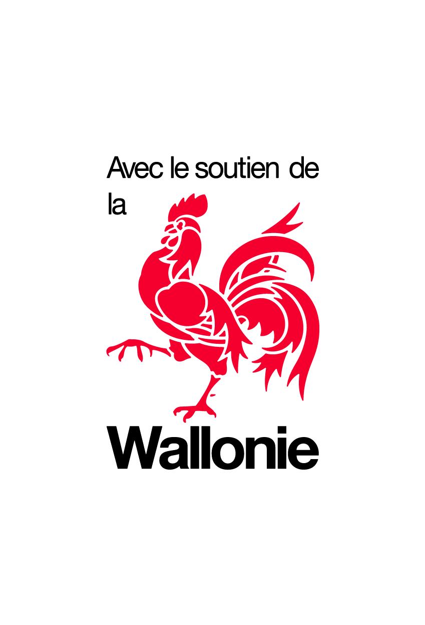 Avec le soutien de la Wallonie